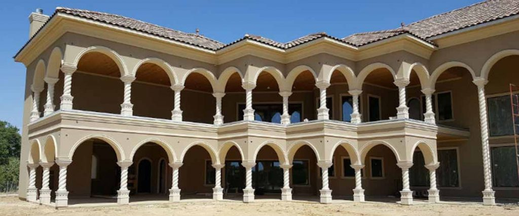 Tuscan Architecture in Dallas/ Fort Worth