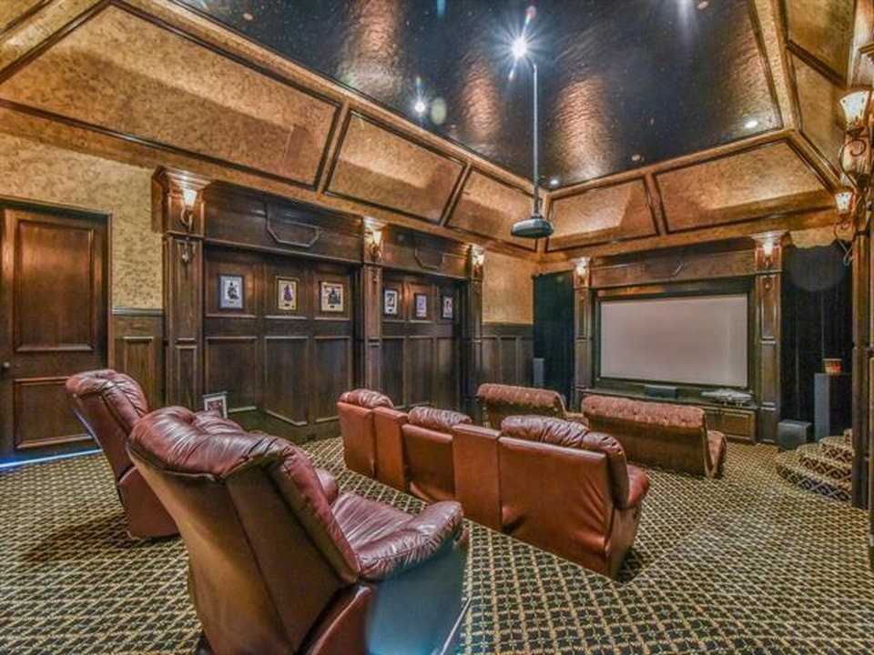Home Theaters or Multi Purpose Media Rooms for Your Custom Home