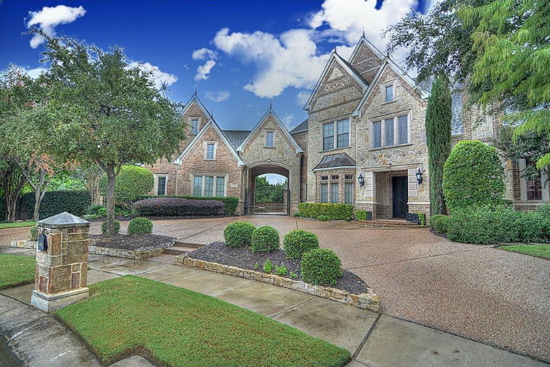 The First Choice For North Texas Luxury Home Builder