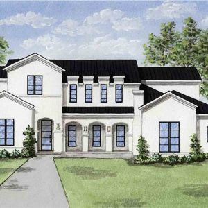 4657 Santa Cova Ct Home Render