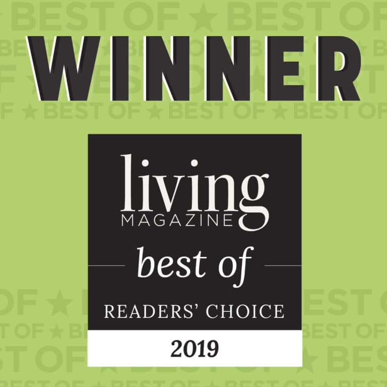Living Magazine Best of 2019 Readers' Choice!