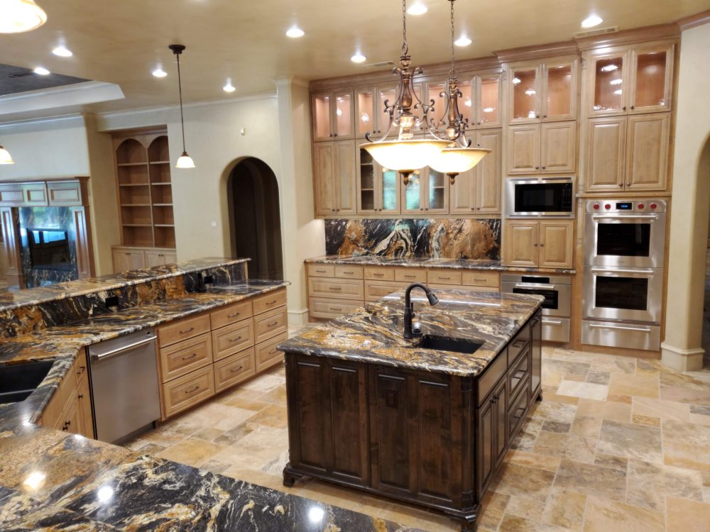 4 Kitchen Designs Ideas for Your Custom Home